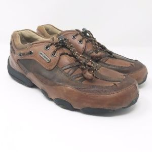 H S TRASK Trophy Leather Sneaker Driving Shoe